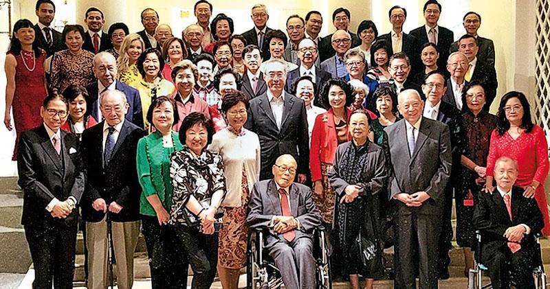 自評「忠誠在港」  鍾士元逝世  政壇教父享年101歲   鄧蓮如:果敢向中英反映港人關注