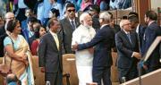 馬爾代夫總統就職 批帶路劫國庫 斥前任鹵莽基建釀財困 改採「印度優先」政策