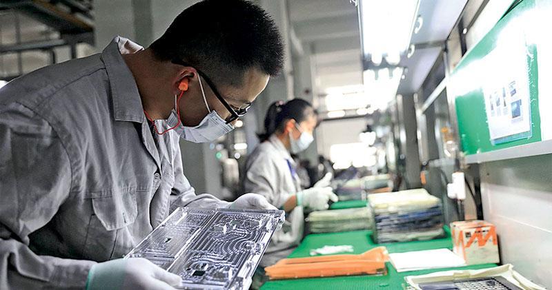 美擬嚴限先進技術出口  被指制華  保創新優勢  業界憂影響在華生意