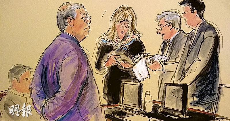 何志平案開審 聯國大會前主席作供 涉賄非洲高官 最高可囚85年 15人陪審團無華裔