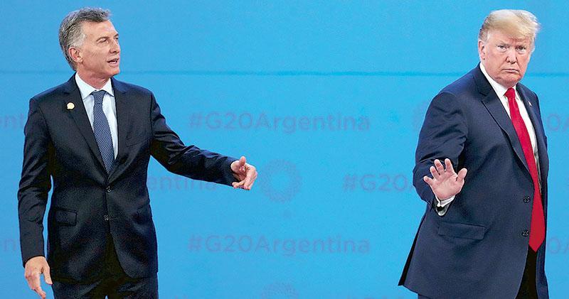 G20公報避「禁忌詞」 突顯19+1困局 美剔走「保護主義」 華抹去「不公平貿易做法」