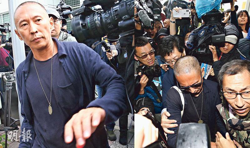 涉性侵到警局助查  鈕承澤:司法外已被判死刑