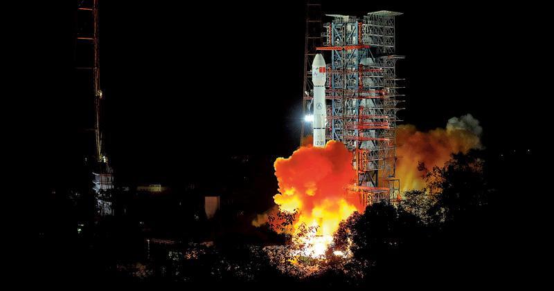嫦娥四號成功發射 將登月球背面 明年初着陸 人類史上首次