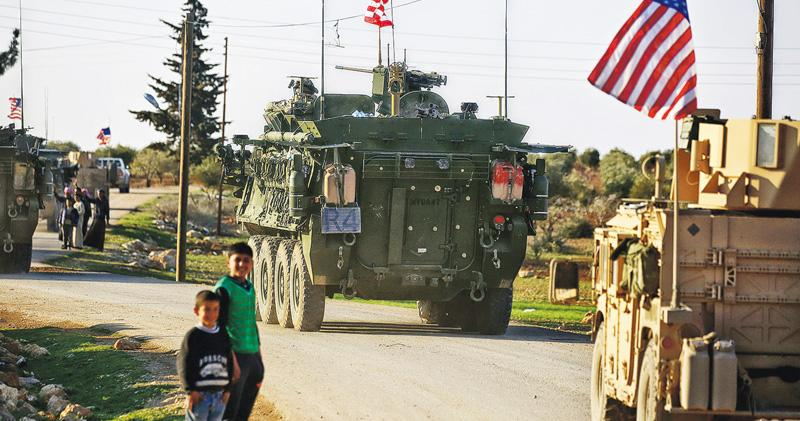 美軍撤出敘利亞 特朗普被轟益俄伊 庫爾德盟友遭離棄 面臨土耳其重擊