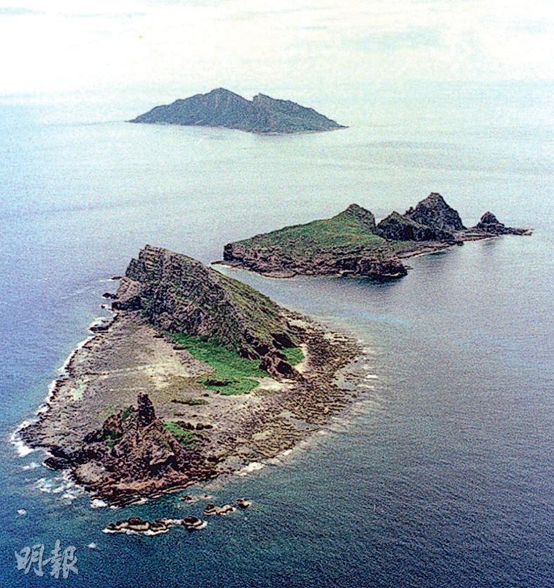 釣魚島資源豐富,中國和日本屢屢就事件起衝突,相持不下。(路透社)