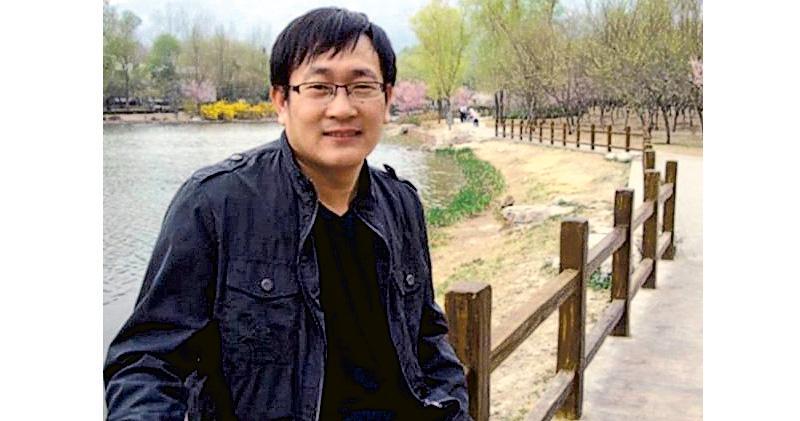 羈押1264日 維權律師王全璋明審  被指控顛覆 妻:等待很折磨 很怕有結果