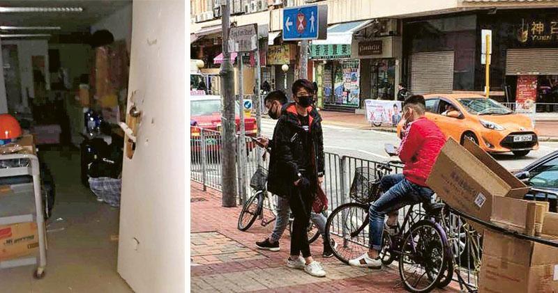 港獨組織稱遭爆竊旗幡 重案調查 事發元旦遊行前 議員譴責違法行為打壓異見