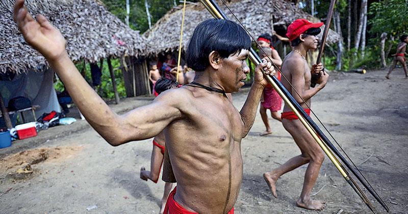 巴西新總統向亞馬遜原住民開刀 開商業大門 欲同化土著解放土地