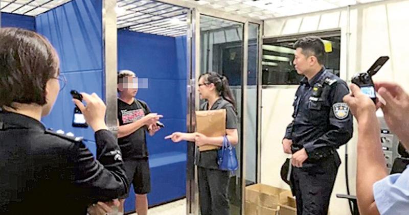 內地法院兩派員西九站押人返深圳 一宗涉港人 保安局未明言需否通報