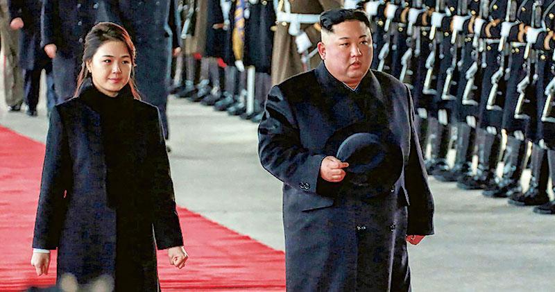 金正恩四度訪華 晤習談「特金會2.0」 外交部:支持朝美對話