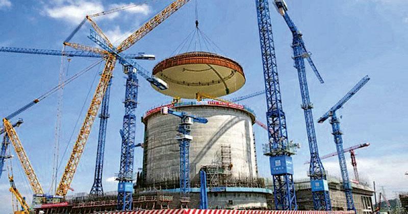 距港90公里 惠州核電廠選址通過 採內地研發機組 發電量大亞灣嶺澳總和