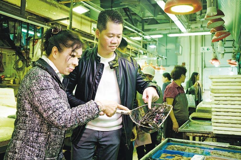 帝京酒店中式廚藝總監江肇祺  團年有「魚」迎豐收