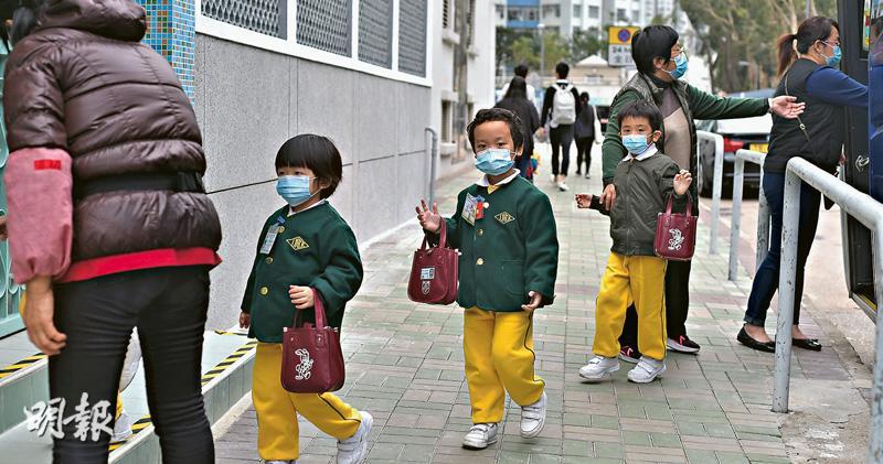 流感爆發超高 208幼園停課 新安排加強防控 沙田校停最多