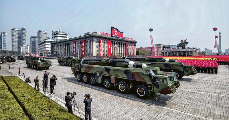 特金會下月舉行 美堅持制裁施壓 韓總統府:朝鮮半島和平「轉捩點」