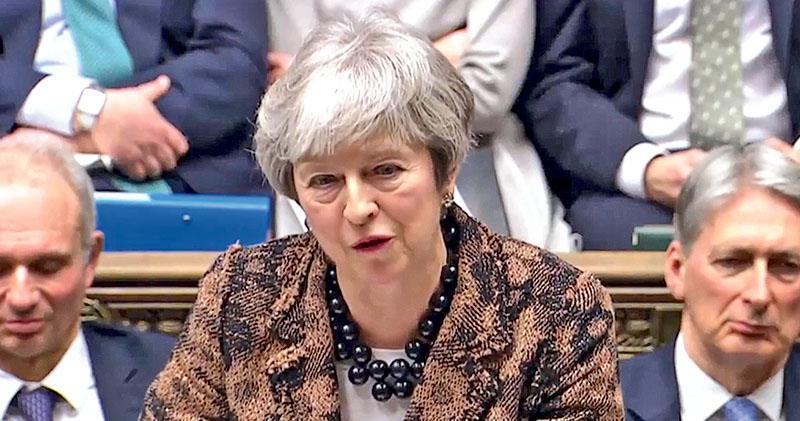 文翠珊脫歐B計劃 口惠實不至 重申反對延長期限二次公投 被嘲「呆等巴士」