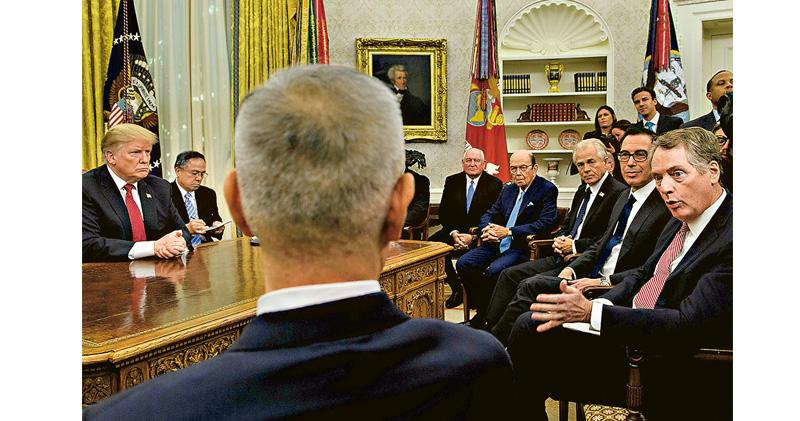 中美角力:梅努欽萊特希澤下周赴京 中美作重大承諾 3‧1前達貿易協議