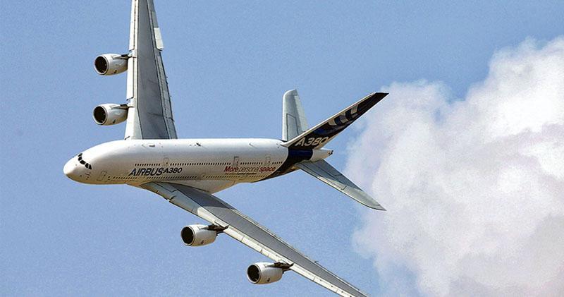 不敵慳油中小型客機  A380宣布停產  珍寶客機步夕陽