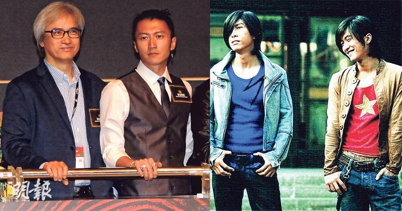 相隔13年合演《怒火》 謝霆鋒挑戰宇宙最強甄子丹
