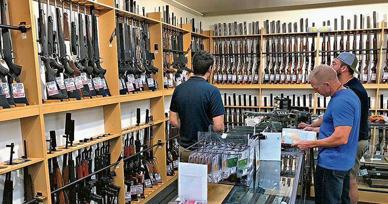 恐襲後6天 新西蘭推槍管措施 禁售軍用式槍械 美國會議員促效法