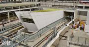 檢測未完成 委會稱紅磡站安全  中期報告指剪鋼筋不普遍  施工不符合約毋須加固