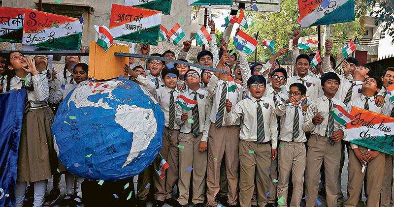 印度導彈擊落衛星 追趕中美俄  全球第4國掌技術 莫迪稱躋身太空強國