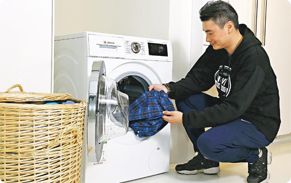 殺菌毋須高溫消毒劑 臭氧洗衣機 踢走致敏危機