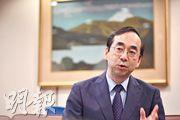 駐港總領事展望未來 寄望日本更國際化