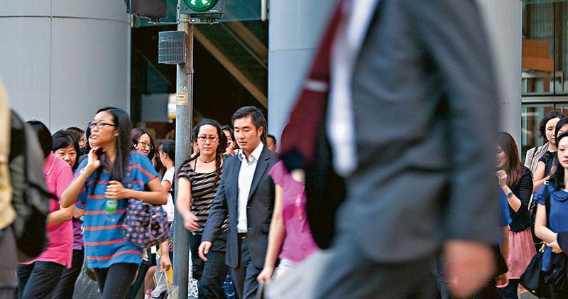強積金首季回報7.5% 人均賺14237元  近年最佳 大中華基金跑贏