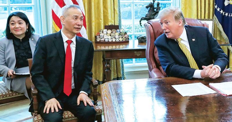 特朗普:中美未來4周達貿易協議 美媒:中方堅拒不能報復條款