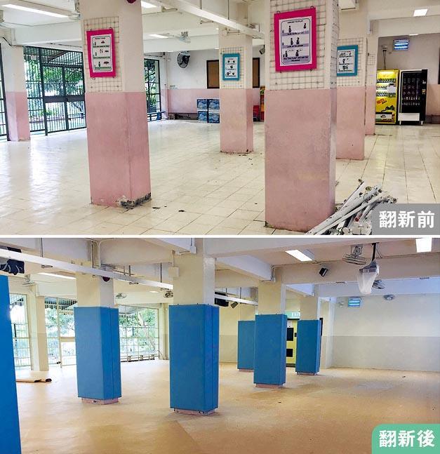 600舊標準校舍  教局留10億翻新  現存27「火柴盒小學」  6間獲新址