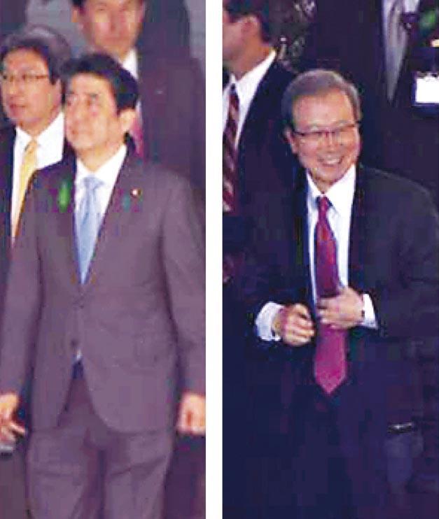 中國駐日大使將離任  安倍罕有邀約午餐