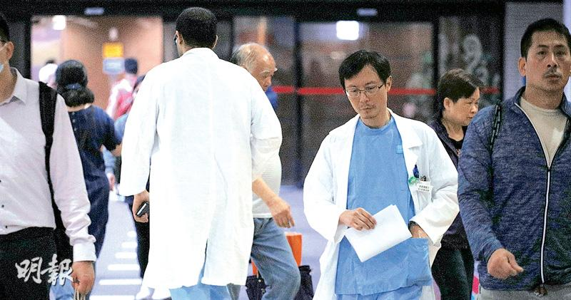 醫局20年建院計劃料需增2000醫生 增學額退休重聘海外引入仍缺600人