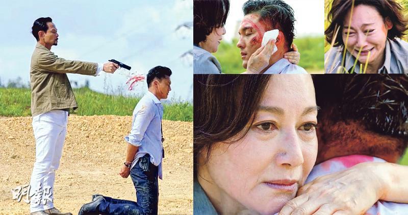 《鐵探》楊明被行刑式處決 惠英紅非一般演繹獲激讚