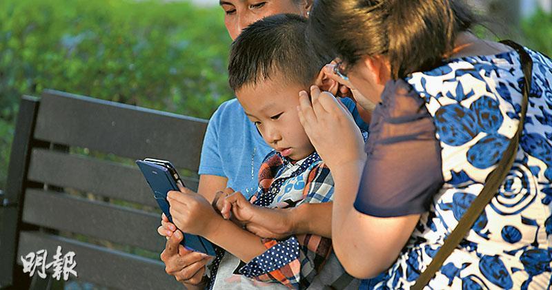世衛:未滿1歲遠離電子奶嘴 2至4歲每日勿逾1小時 長對屏幕少活動可致肥