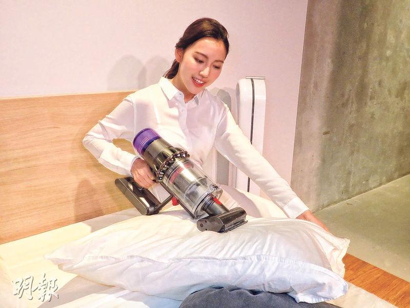 無線吸塵機新玩法  智能識別調校吸力