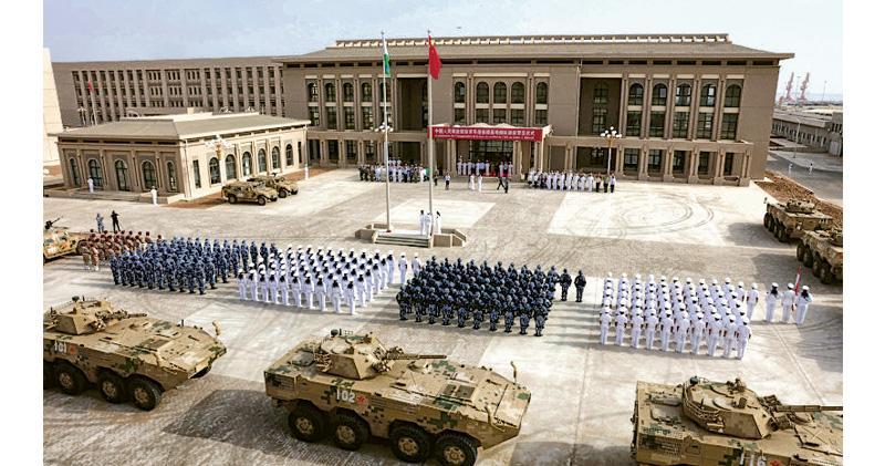 美國防部:華增軍事基地保一帶一路 警告北京將北極震懾式部署潛艇