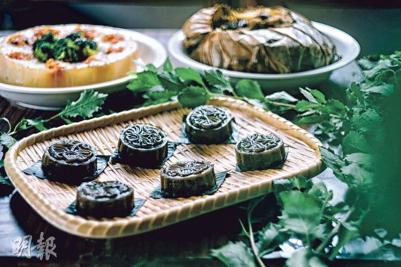 食在香港:佛系欒樨 採葉製餅結善緣