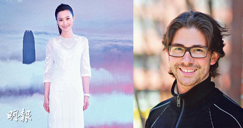 薛世恒證婚訊祝福前妻 陳法拉嫁法籍男友