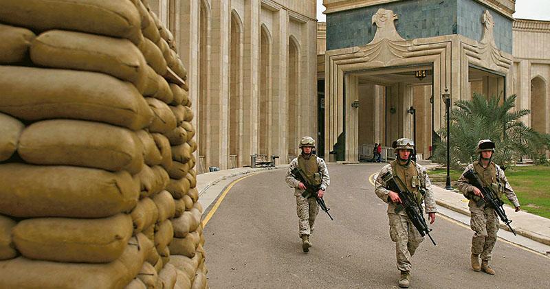 美撤伊拉克使館人員  被指心理戰  親伊朗武裝認襲沙特泵油站  局勢升溫