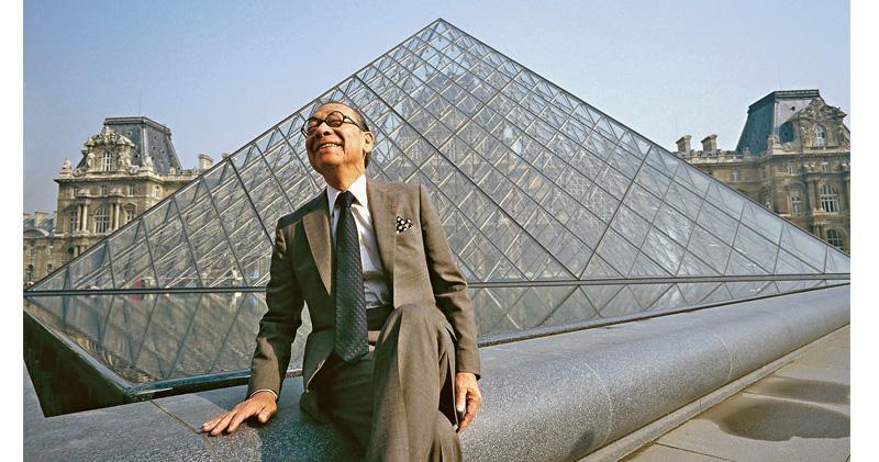 大半生居美 未忘中國根 建築巨匠隕落 貝聿銘享年102
