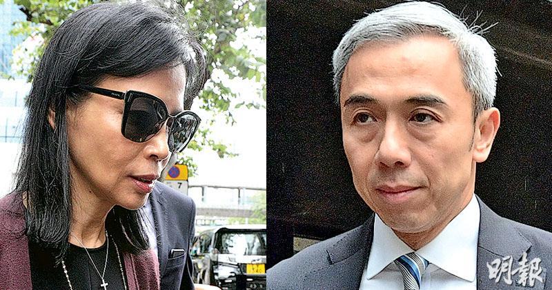 馮永業述13年婚外情:陳婉玉好溫柔 曾向廉署稱如「無名分夫婦」