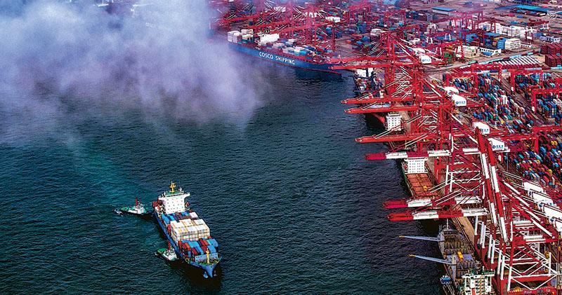 美加稅前趕出貨 中國上月出口增8%  進口挫2.5%遜預期  反映內需差