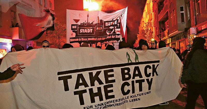 屋租10年升一倍  觸發示威  柏林通過凍租5年法案紓民困