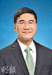 美國科企前大中華總裁  葉成輝任一帶一路專員