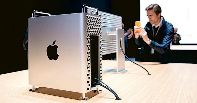 對華加徵關稅 蘋果表態反對 勢挫競爭力 《華爾街》指考慮將部分生產線遷出中國