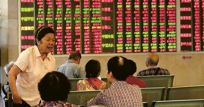 滬深股通可在岸人幣價結算  分析:波幅較離岸價小  方便外資買A股
