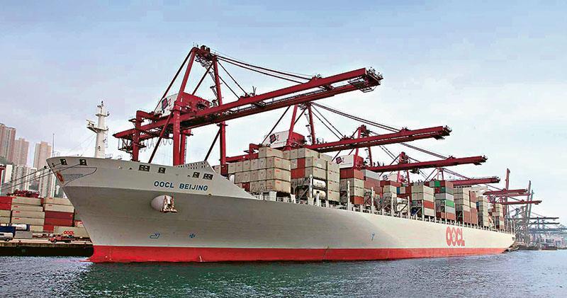 「趕出口」後遺症  東方海外削北美航次  公司:料貨運需求降  付貨人委員會:近期運費急挫