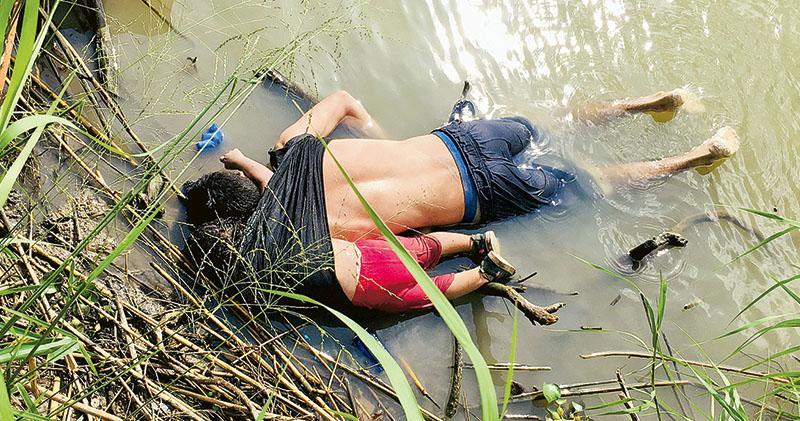 偷渡赴美父女溺斃照片震撼國際 「美國版敘童慘劇」 暴露美墨邊境移民困境