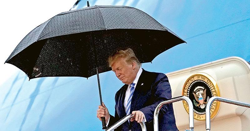 G20前夕 特朗普批盟友佔美便宜  貿易氣候談不攏  外界憂公報難產