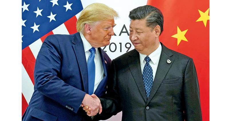 中美重啟貿談 華為「鬆綁」 習特會80分鐘 美不徵新關稅 華增購農產品